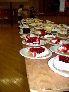 The other end of the pie table ... What to choose?