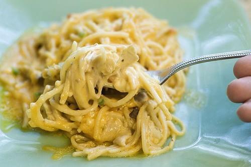 chicken spaghetti; google.images.com
