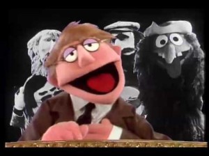 muppet laugh