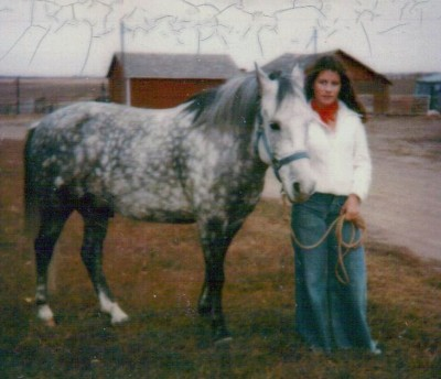 Me & Riley, 4-H Achievement Day 1979