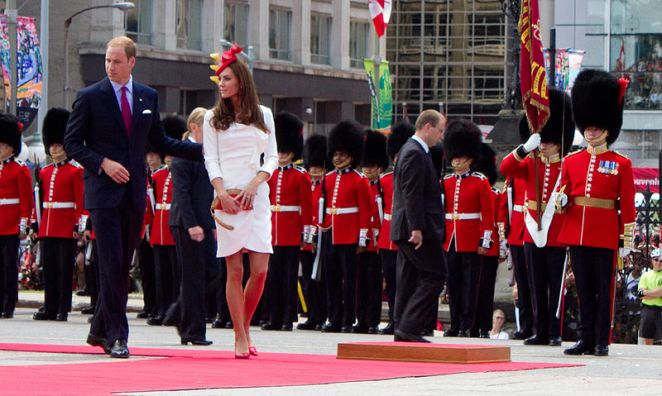 William and Kate at Canada Day, 2011 (wikicommons.org)