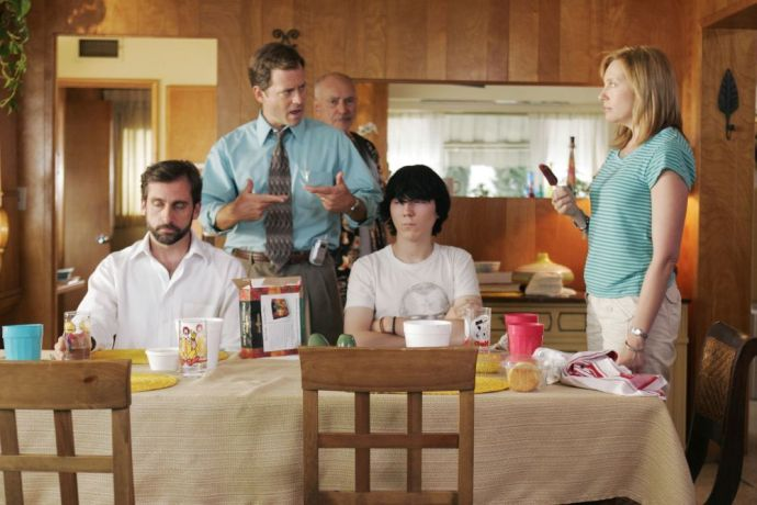 "Are dysfunctional families actually functional?  (Photo from ""Little Miss Sunshine"")"