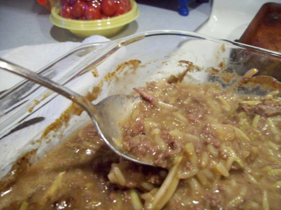 Poor Man's Chop Suey