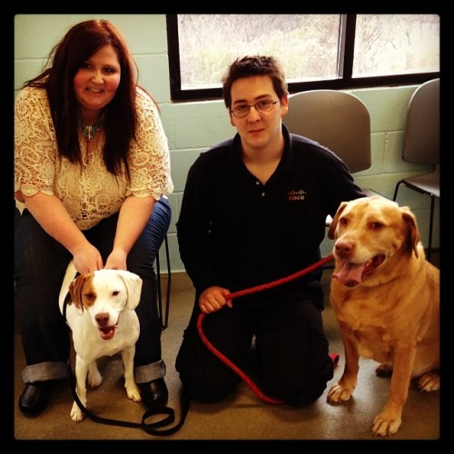 Penny (L), her new brother, Sam and their family