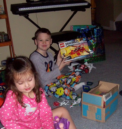 Presents and presents and presents