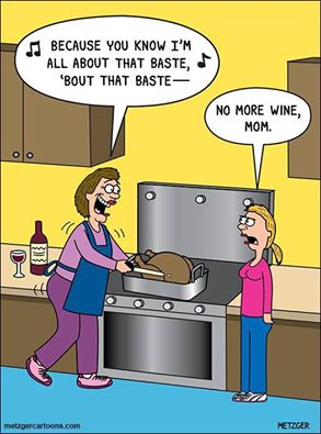 all about the baste