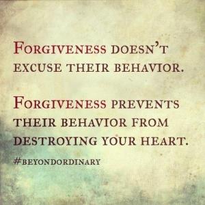 forgiveness heart