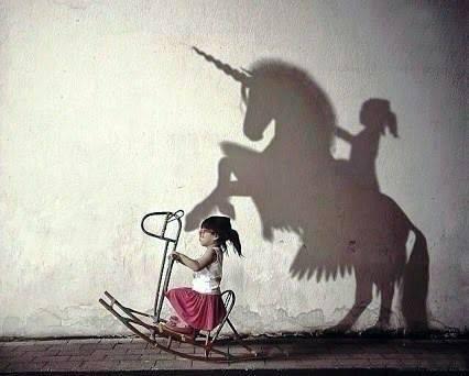 rocking horse warrior