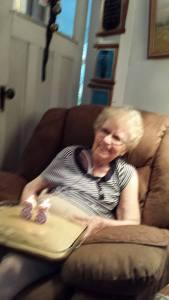 Mom's 85th 2015