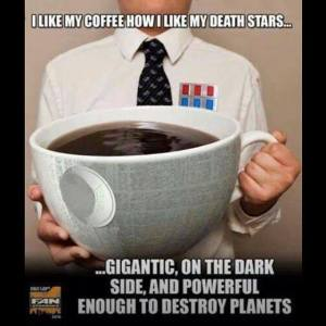coffee star trek