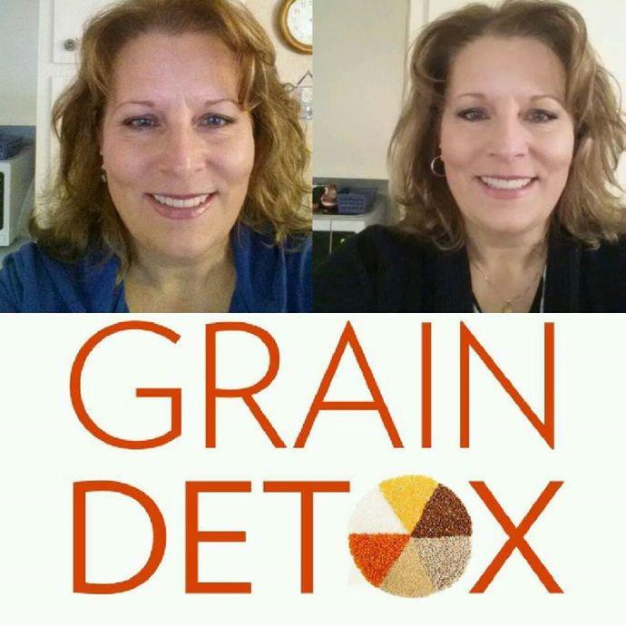 My 10 day detox results - an Emjayandthem (C) photo